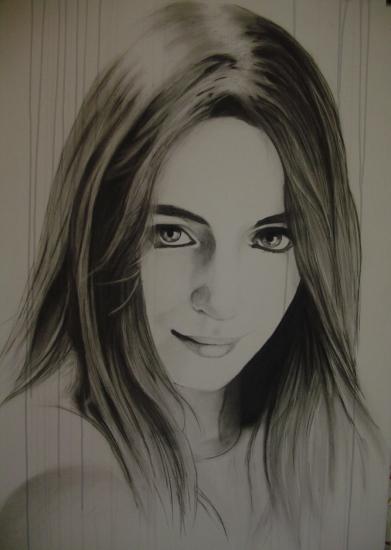 Christine Pascal by edwood.zero